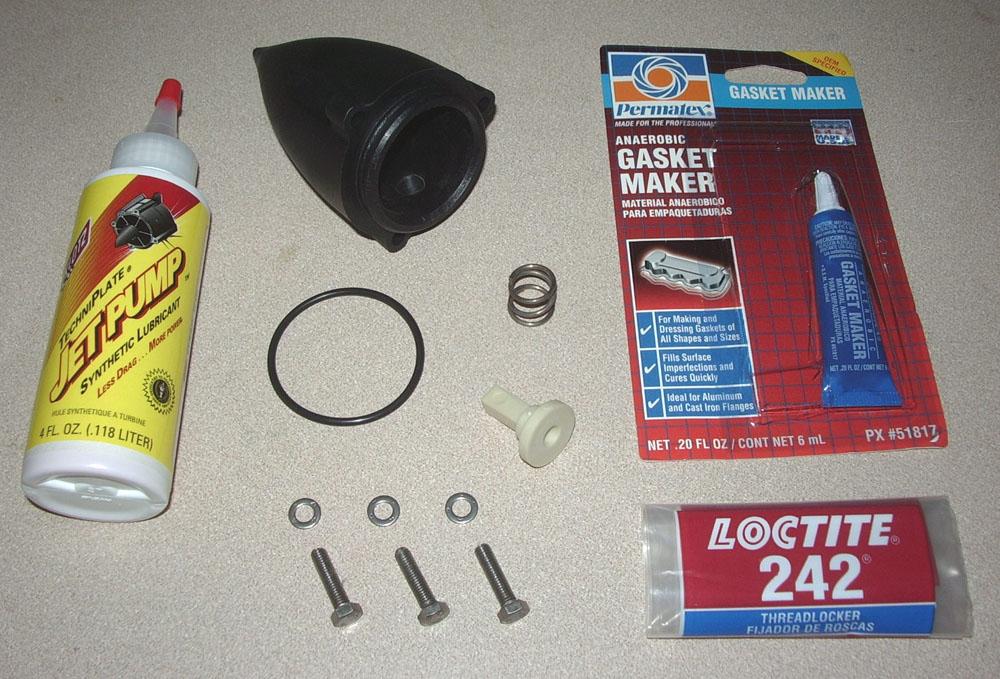 Anti Rattle Kit For Older Sea Doo PWC